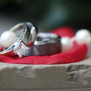 Wedding Rings & Wedding Day Photography