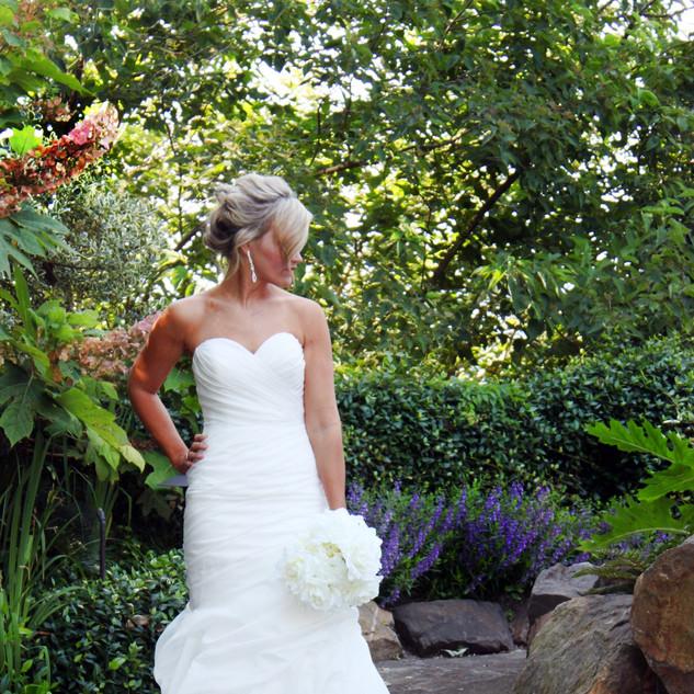 Bridal Portrait Photographer Arkansas