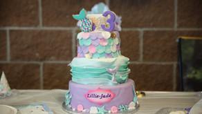 Lillie-Jade Turns 3!