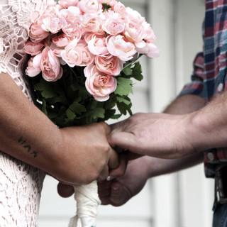 Casual Wedding Photography Arkansas