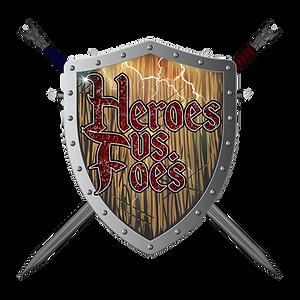 Heroes Vs Foes