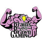 Brains & Brawn Gaming Logo