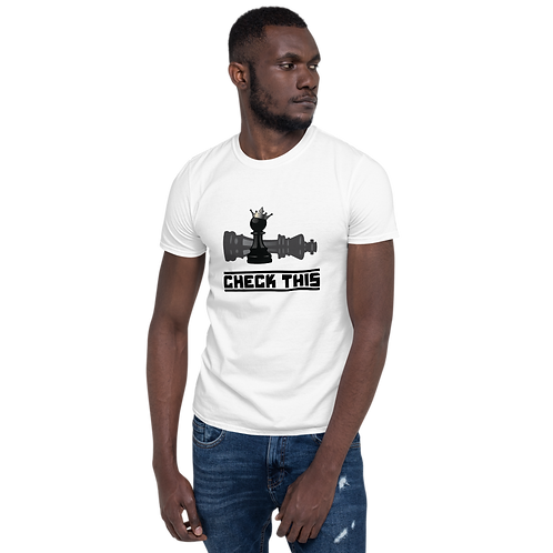 Check This Chess T-Shirt