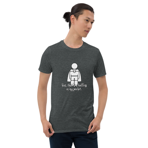 Halfling in My Pocket T-Shirt - White Image