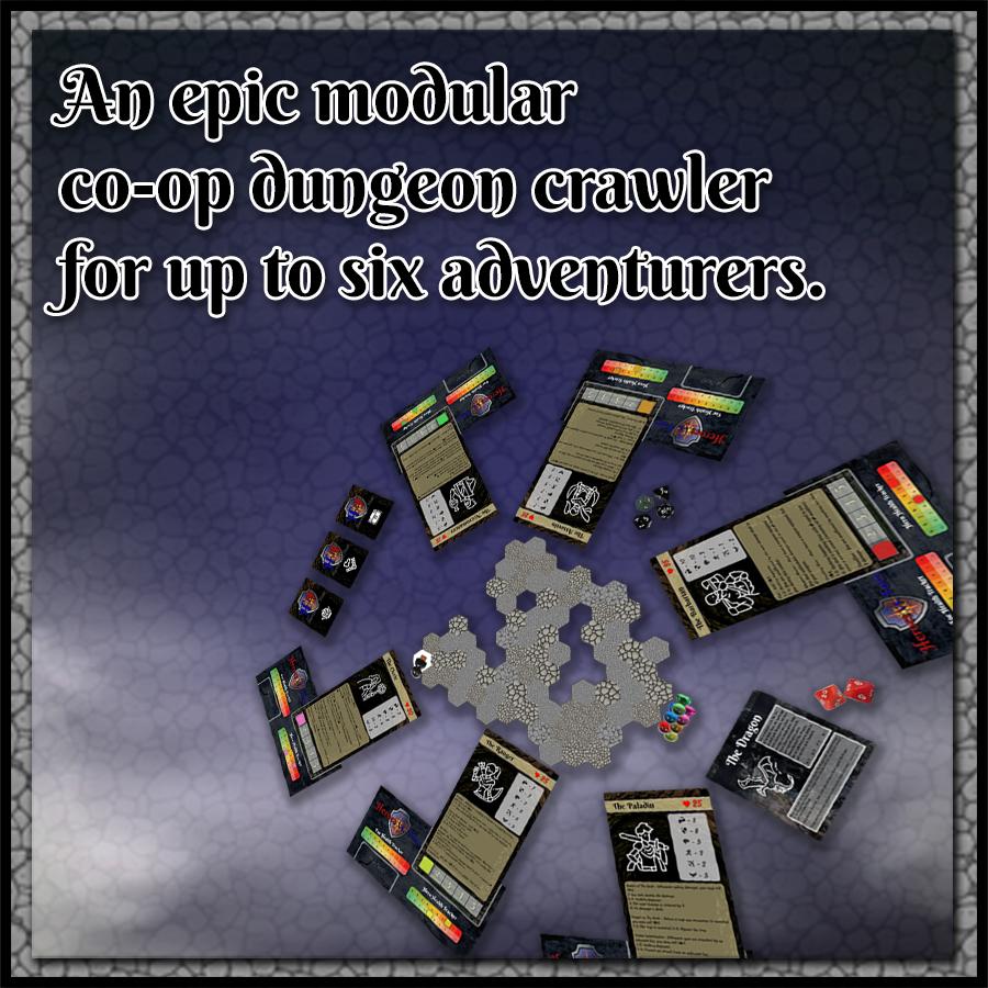 Full Modular Board