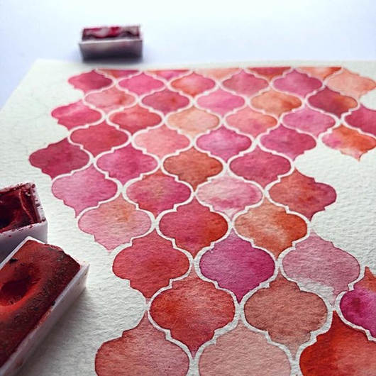 M O S A I C S _ pattern_For the love of tiles!_._There's always a personal desire to be in
