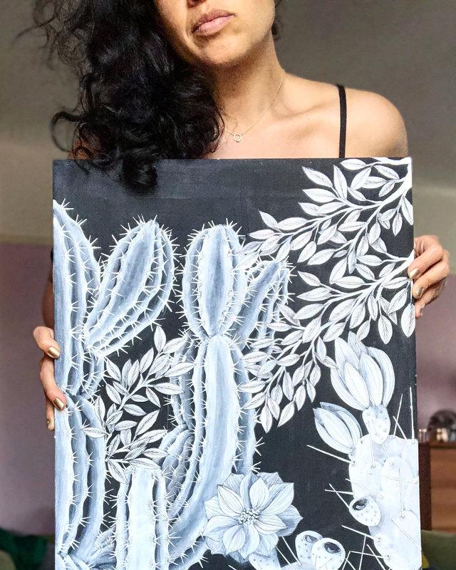Acrilic on canvas