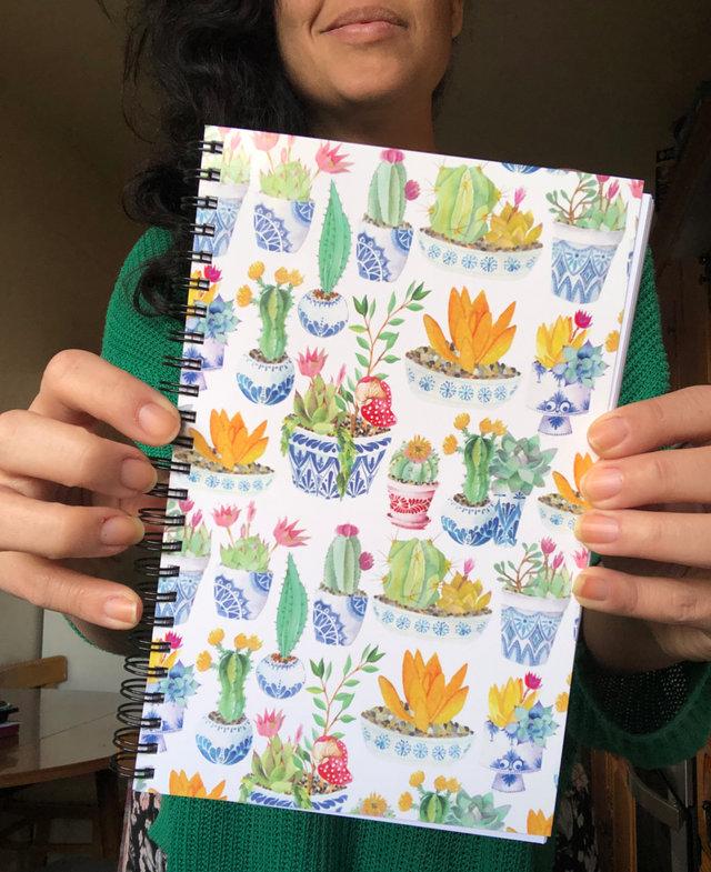 Cactus & Talavera - Pattern