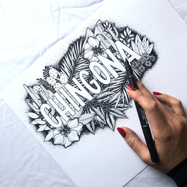 Chingona - Ink