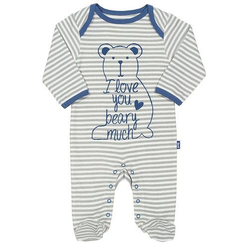 Kite Organic Beary Sleepsuit