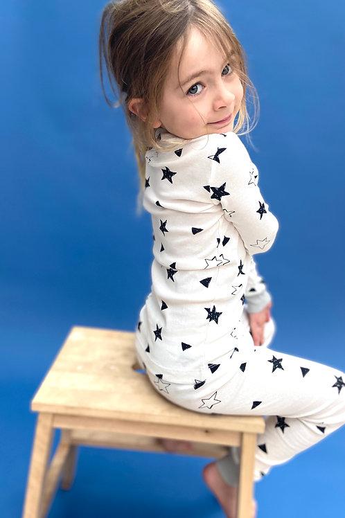Christmas Star PJ Set