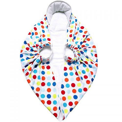 Funky Spots Snugglebundl Baby Blanket