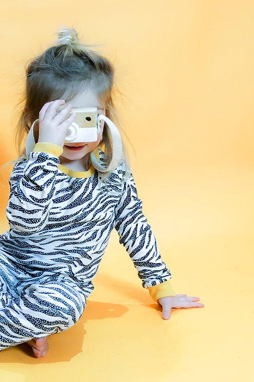 Mono Skin Organic Pyjama Set