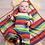 Thumbnail: Multi Stripe Sleepsuit