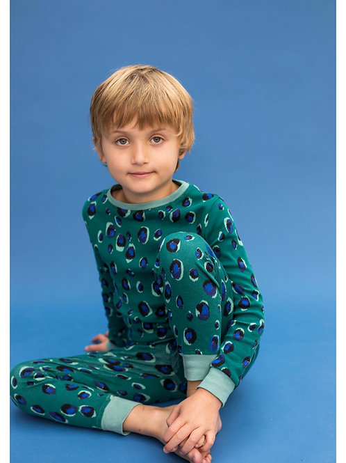 Jade Animal PJ Set