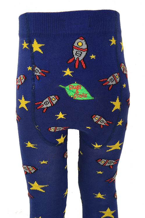 Slugs & Snails Organic Out of this World Tights