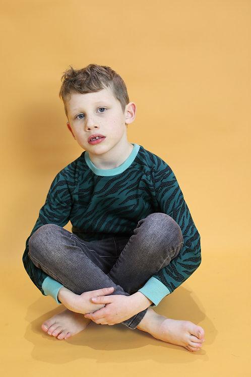 Green Skin Organic Children's Sweat