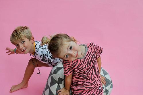 Pink Skin Children's Shortie Set