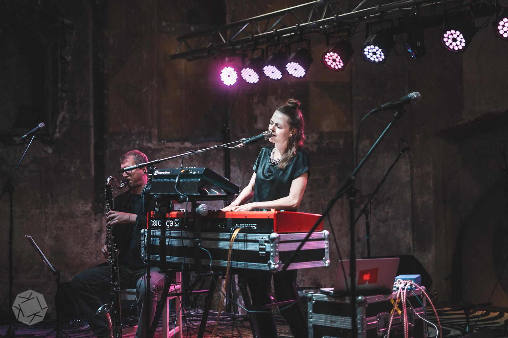 Bára Zmeková na festival KUKOKLI 2019