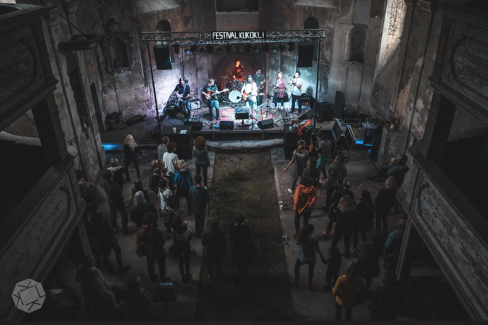 Vepřové komety na festival KUKOKLI 2019
