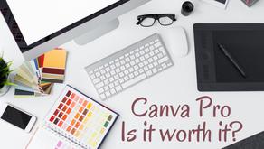 Canva Pro: Worth it?