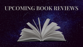 Upcoming Book Reviews