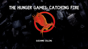 Book Review: The Hunger Games Trilogy (Catching Fire)