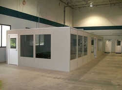 Modular factory cabins _ Site offices