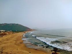 Vizag Richikonda Beach