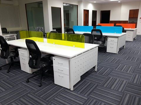 Open Office Furniture - the way to go...