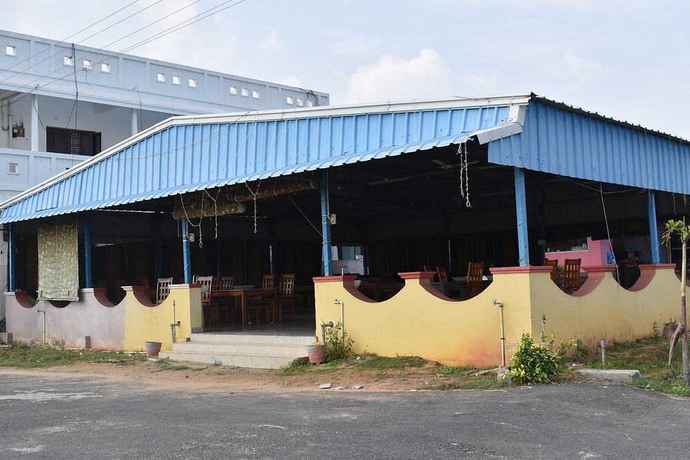 Resorts and hotel accommodation near Suryalanka Beach
