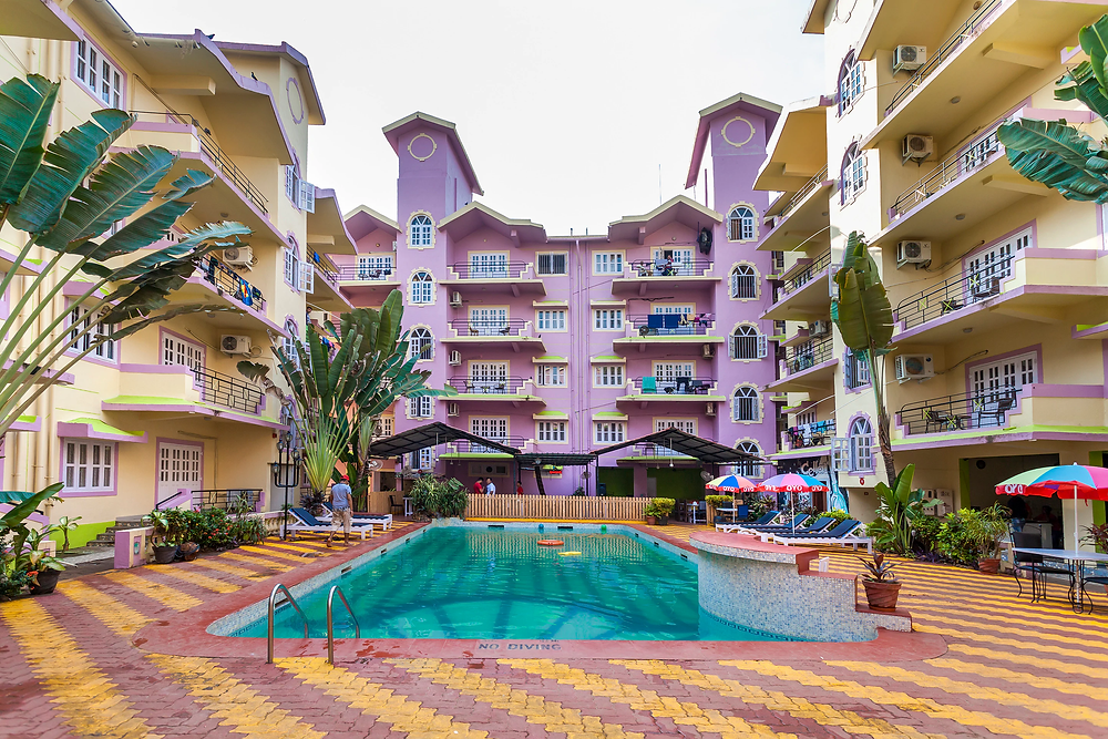 Hotel at Goa | The Endless Roads