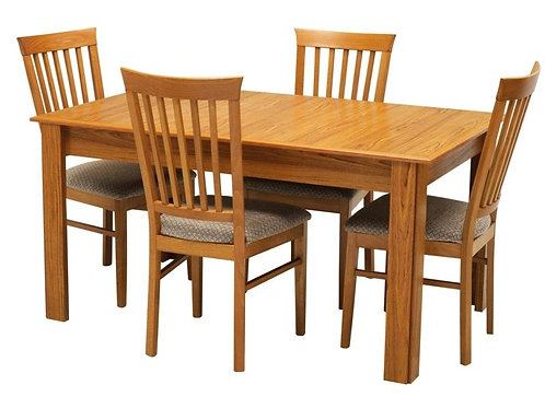 Wooden Dining Table Set India