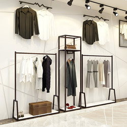 Suiting stand for shop