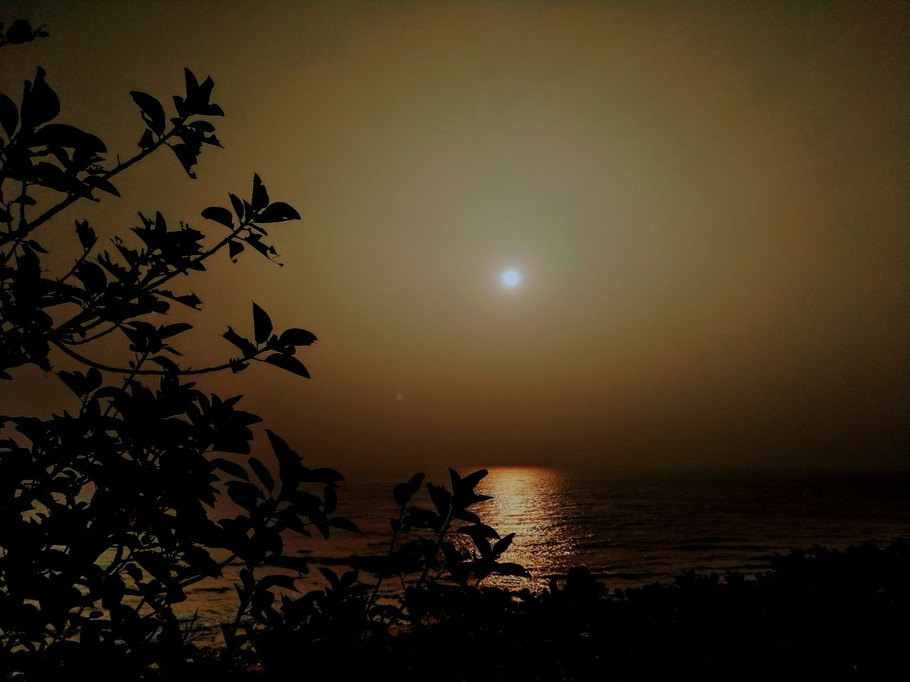 Sun Set vizag