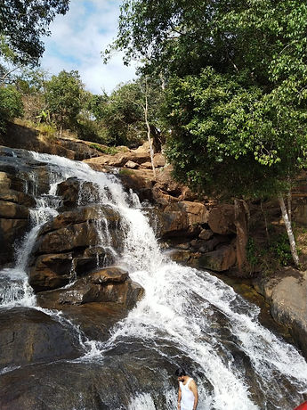 Waterfall, nature beauty at andhra pradesesh, best place to travel from Hyerabad