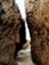 Araku Valley rocks