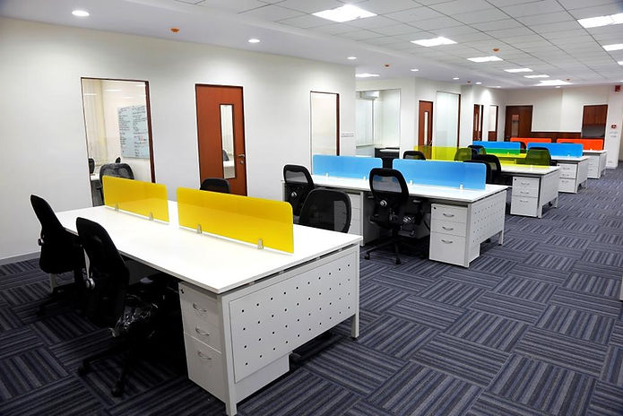 Modular office workstations bangalore, Innodesk, Office furniture hyderabad