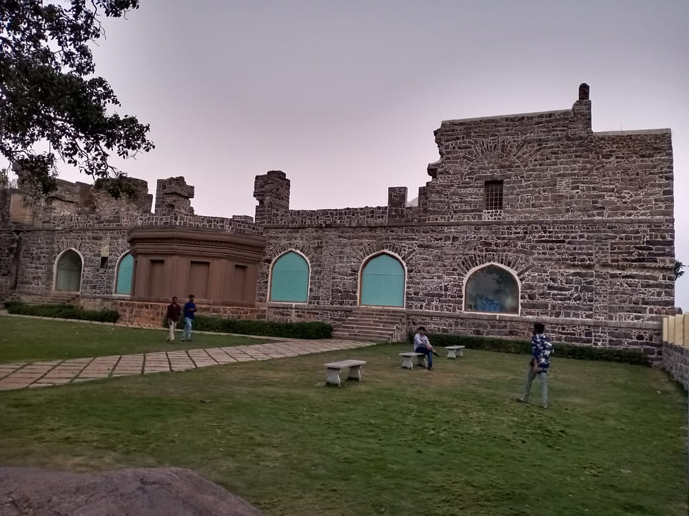 Forts in india, kondapalli fort, fort in andhra pradesh, fort visit near hyderabad