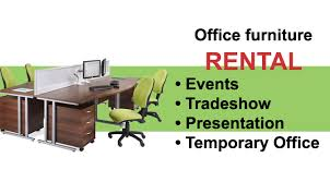furniture rental for events