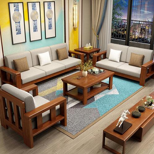 Wooden Sofa Set Online India
