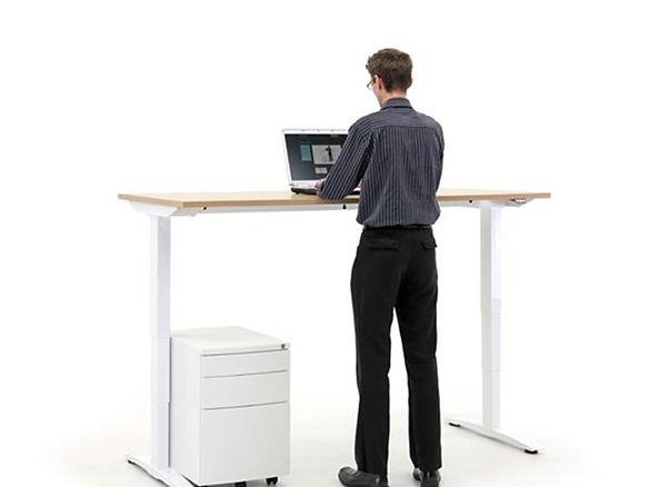 Height adjustable desk Hyderabad, Sit and stand desk hyderabad
