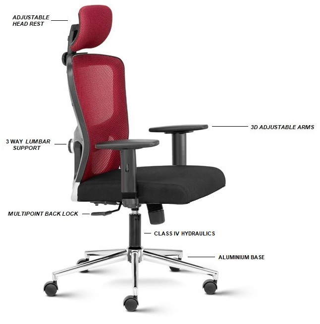 Monarch HB office chair