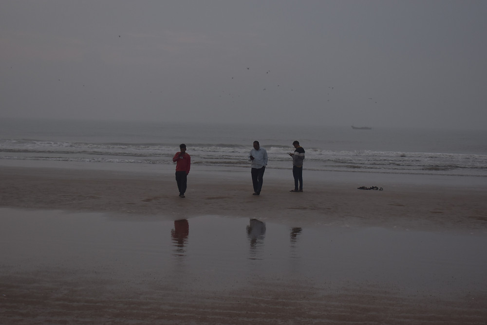Suryalanka beach, Hyderabad to Suryalanka beach
