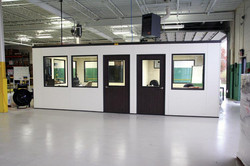 Plant offices