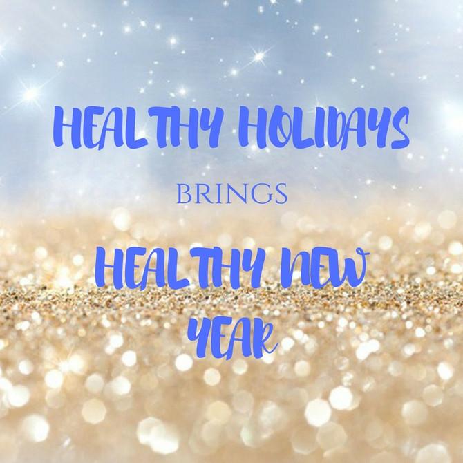 10 Healthy Holiday Strategies