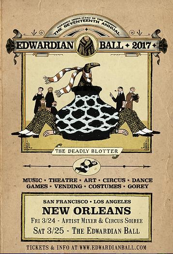 Edwardian Ball New Orleans 2017