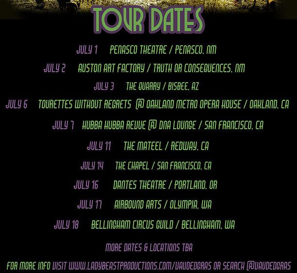 Vaude d'Gras 2017 Tour