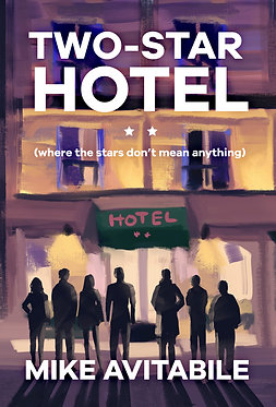 Two-Star Hotel (Hardcover)