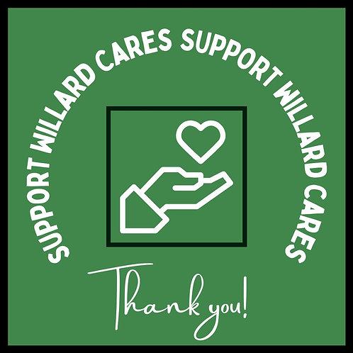 $20 Willard Cares Donation